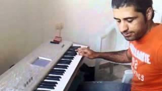 رشدي البدي العازف الاول فى فلسطين