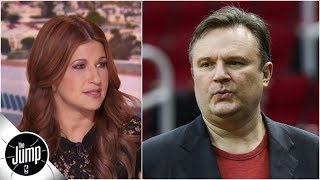 Why this is 'the year of the front office,' according to Rachel Nichols | The Jump