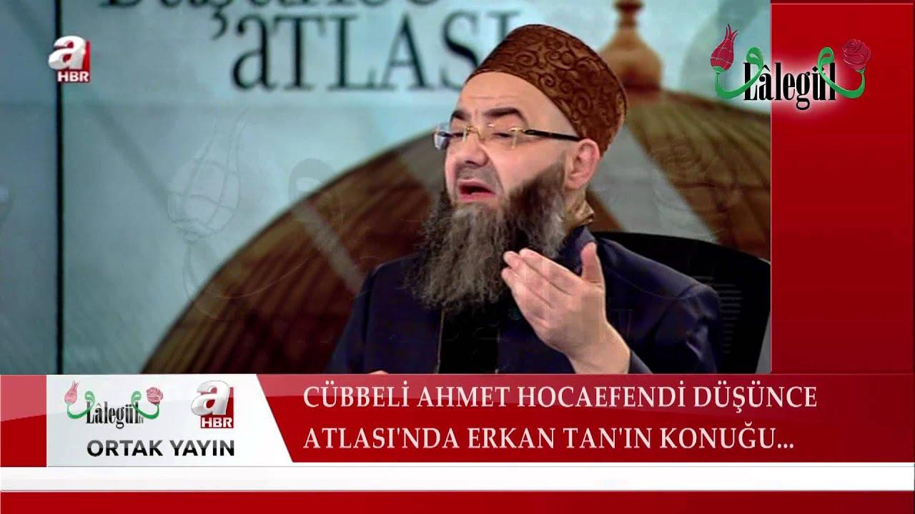 Düşünce Atlası 18 Aralık 2015 (AHaber) - Cübbeli Ahmet Hocaefendi Lâlegül TV
