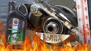 Primerol 5W40 C3 Premium Jak skutecznie olej chroni silnik? 100°C