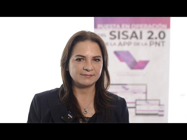 SISAI 2.0   Opinión de Norma Julieta del Río Venegas, Comisionada del INAI.