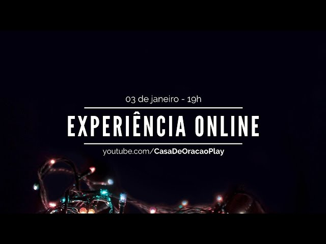 03jan21 Pr Rogerinho | noite