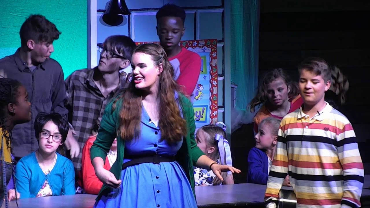 Gateway Church Christmas Musical 2019 The Best Christmas Pageant Ever: The Musical, Song Montage