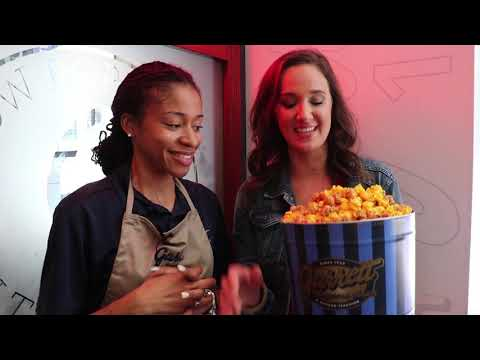 Showbiz Shelly - Slice of Chicago With Shelly: Garrett Popcorn