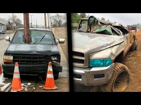 Badass Diesel Trucks Fails / Wins Compilation | Rolling Coal 2020