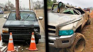 Download Mp3 Badass Diesel Trucks Fails / Wins Compilation   Rolling Coal 2020