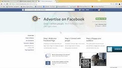 How to pause, cancel or delete your facebook ads from running.