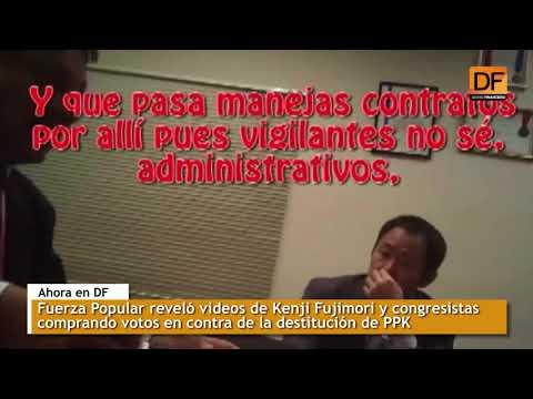 Ahora en DF: Mira los videos que precipitaron la renuncia de PPK