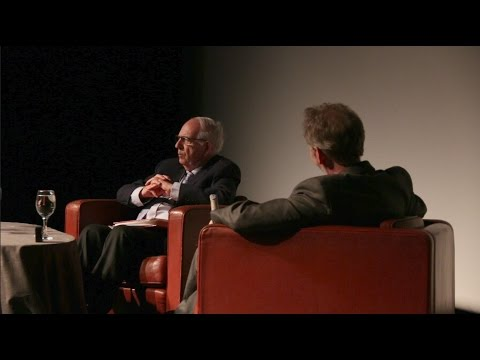 Ex-Mossad chief Efraim Halevy interviewed by David Horovitz