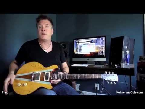PHEO Guitar FOR SALE! Demo by Lance Keltner