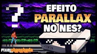 Efeito PARALLAX no NES | Como era possível?