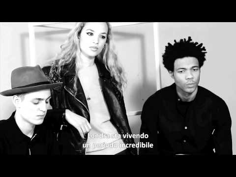 """Tod's No_Code: """"London Calling Campaign"""" - Charlie Casely-Hayford's interview - preview caption"""
