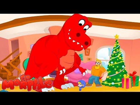 Morphle en Español | Una Navidad Mágica | Caricaturas para Niños | Caricaturas en Español