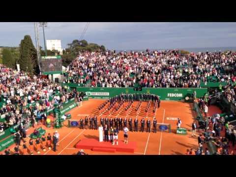 Monaco tennis final 2014