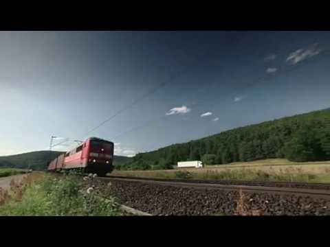 Grün, grüner, DB Cargo