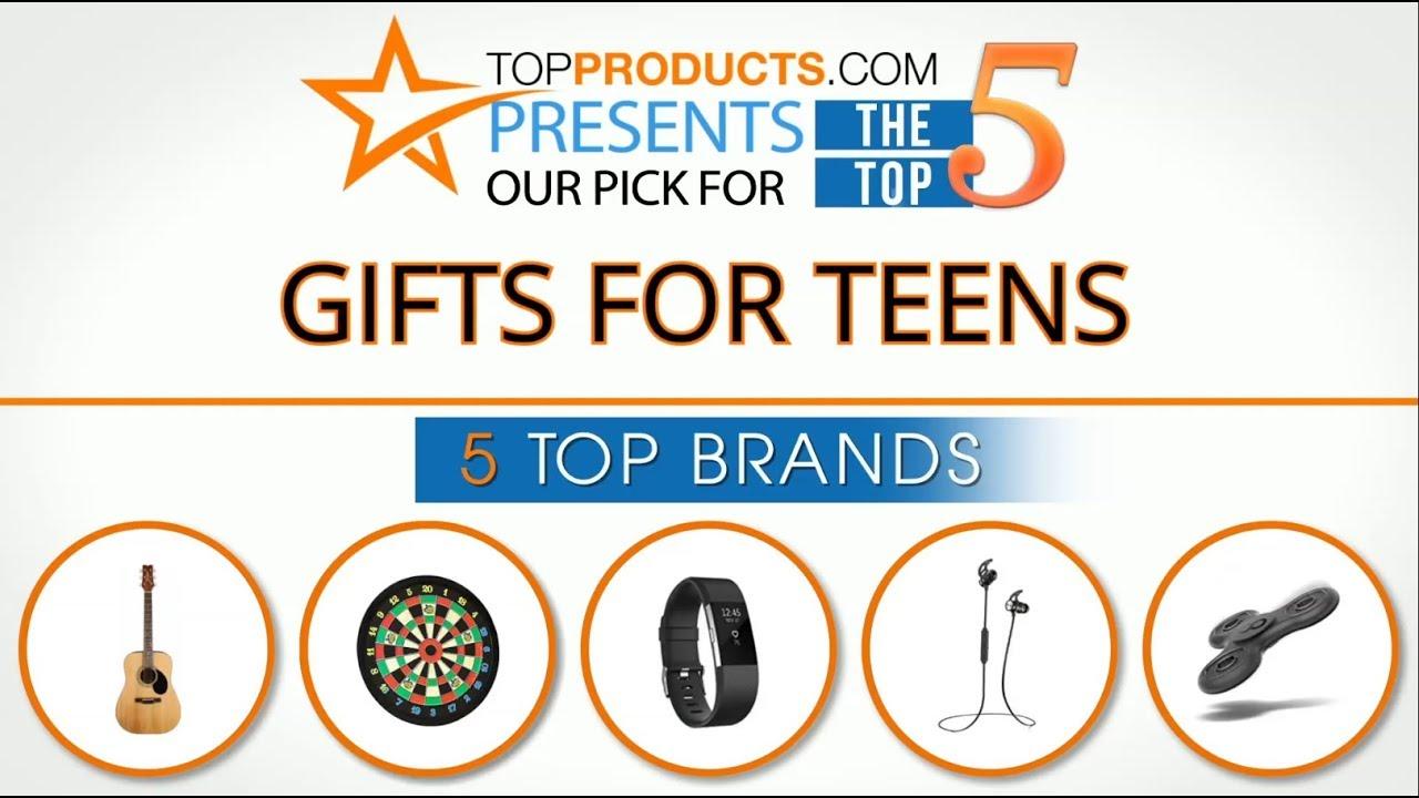 Top Gifts Teen Girls Will Love