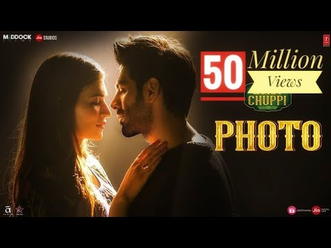 Luka Chuppi : Photo Song |Main Dekhu Teri Photo So so Bar Kude Full Video| Kartik,Kirti | 2019|