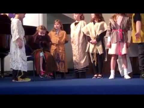 Sunday School Passion Play