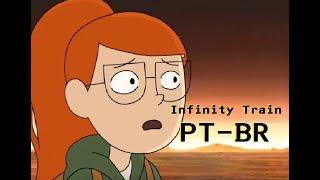 [PT-BR]sonsuzluk Treni - Resmi Klip - Cartoon Network