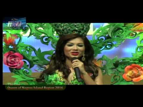 Part 1 NEGROS ISLAND REGION SINULOG QUEEN 2016