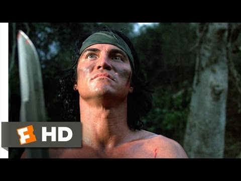 Predator (1987) - Get to the Chopper Scene (2/5) | Movieclips