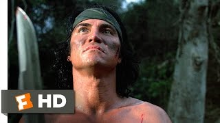 Predator (2/5) Movie CLIP - Get to the Chopper (1987) HD