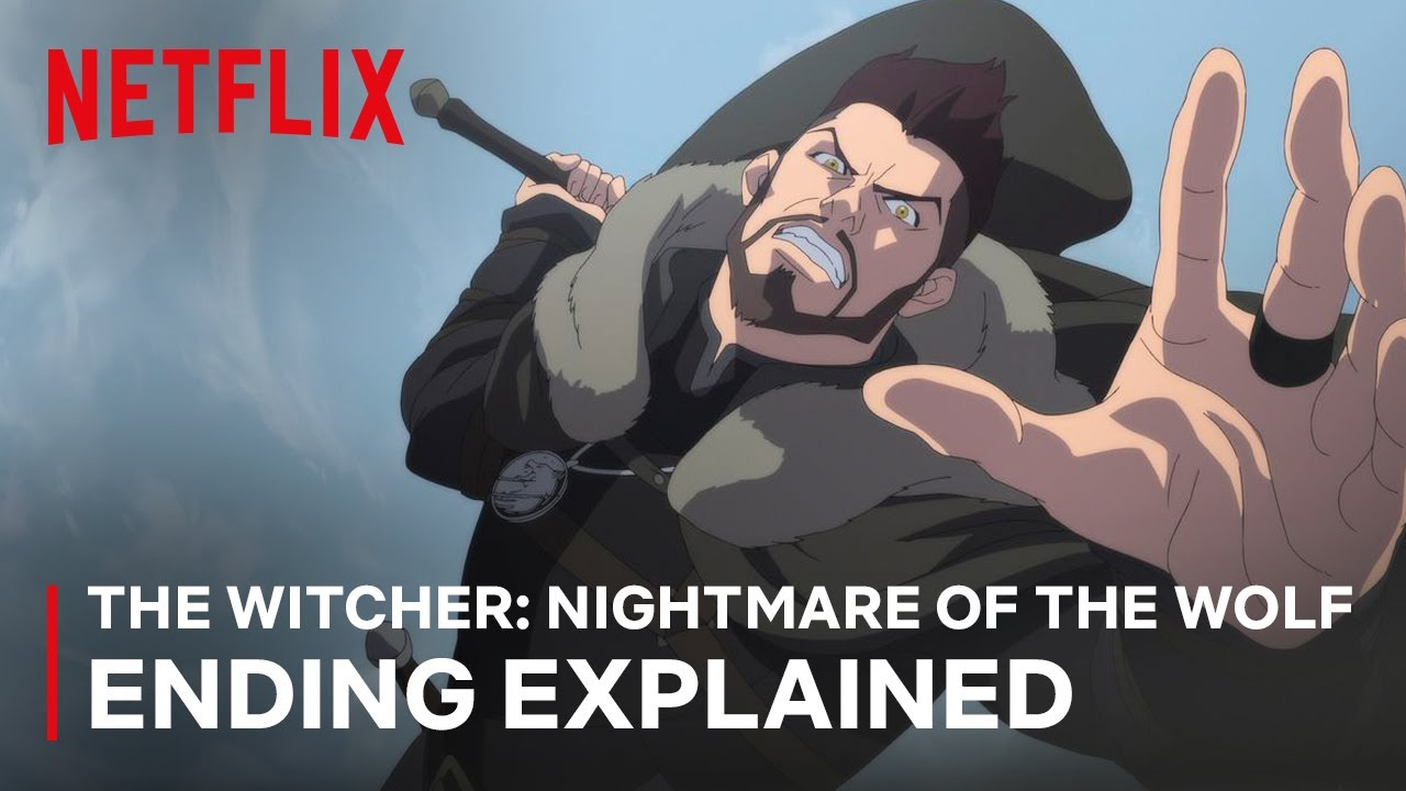 Download The Witcher: Nightmare of the Wolf | Ending Explained | Netflix
