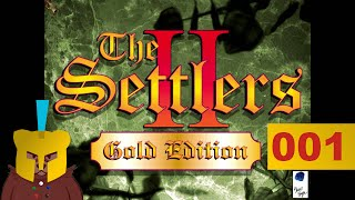 [001] The Settlers II: Gold Edition - A Slow Start