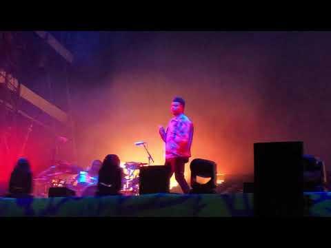 The Weeknd @ Lollapalooza Berlin / The Hills