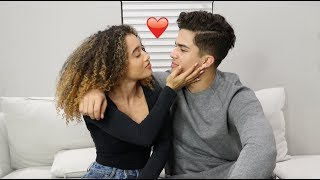 BOYFRIEND GIRLFRIEND COMPATIBILITY TEST WITH ALEX AIONO