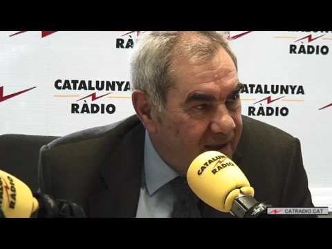 """Ernest Maragall a """"El Matí de Catalunya Ràdio""""."""