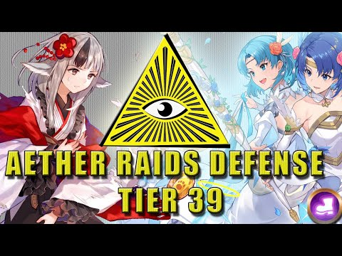 AETHER RAIDS DEFENSE!