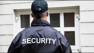 Private Security Guards lets get this cleared up links in the description