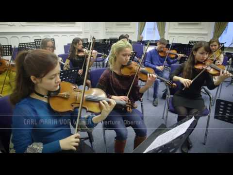 RCO Meets Europe - Young Musicians of Bratislava Part 1