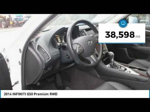 2014 Infiniti Q50 Fife Washington 734869