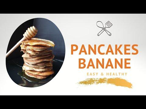 pancakes-a-la-banane-|-recette