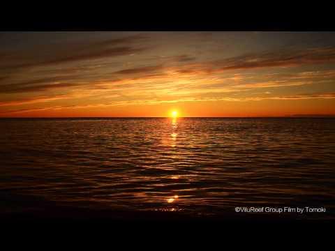 Perfect Sunset 30 min/Nature Sound/Slow-TV