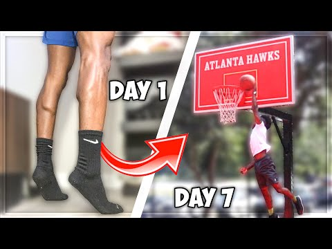 I Did THIS For 7 Days…Now I Can Dunk A Basketball At 5'4!