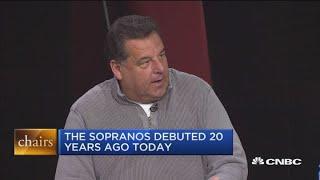 Steve Schirripa talks 'Sopranos' after 20 years
