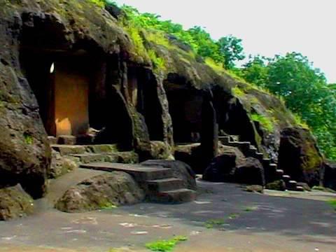 Mahakali Caves Mumbai Bombay  Maharashtra