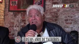 105 años Talleres - Pequeñas Historias