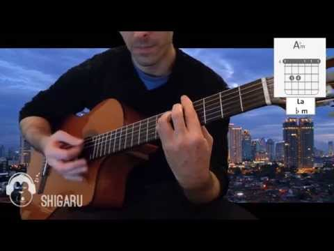 "How to Play ""Sakitnya Tuh Disini"" by Cita Citata (Guitar Lesson/Cover - Beginners)"
