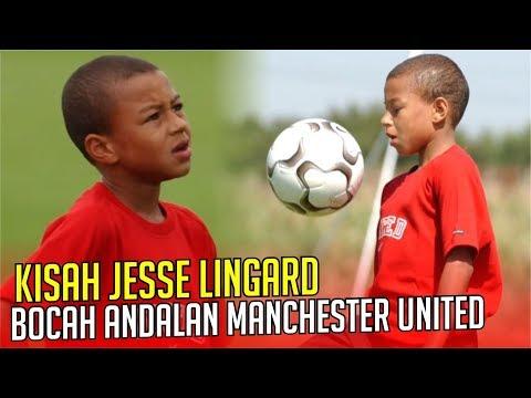KISAH JESSE LINGARD : Bocah Andalan United Yang Pernah Menimba Ilmu Di Akademi Liverpool