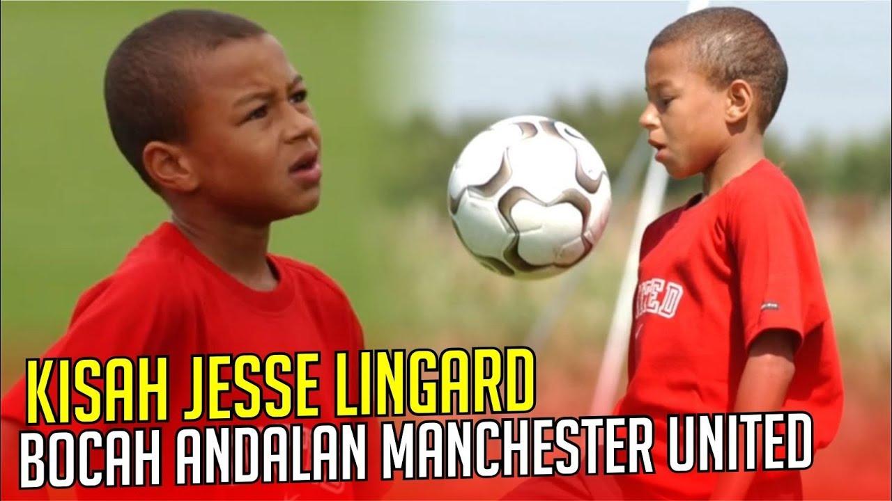KISAH JESSE LINGARD Bocah Andalan United Yang Pernah Menimba Ilmu Di Akademi Liverpool