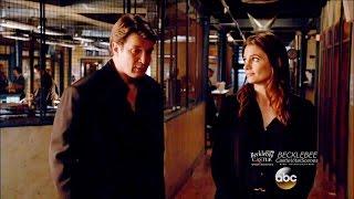 Castle 8x07  Beckett Tells Castle He