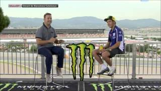 Valentino Rossi : Marc Marquez is a small fucking bastard !