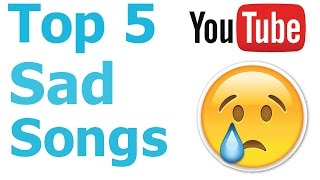 Top 5: Saddest Music from YouTube Audio Library