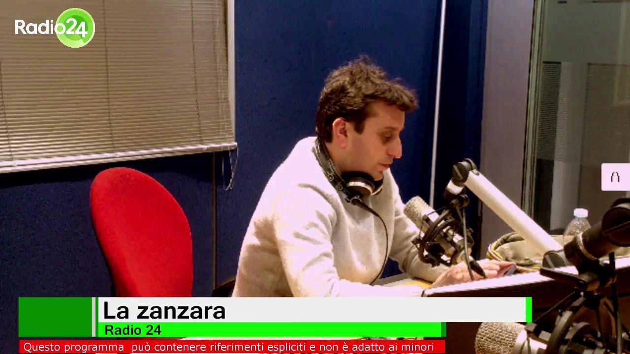 Download La zanzara del 22 febbraio 2021