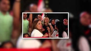 بالفيديو| احتفالات الجاليات المصرية من