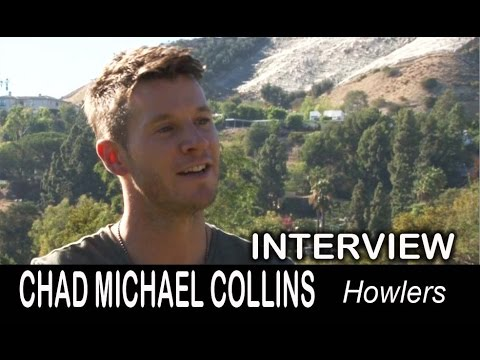 Chad Michael Collins talks Howlers Movie